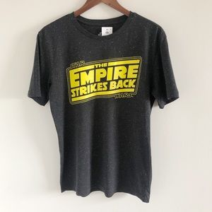 NWT Star Wars The Empire Strikes Back Speckled Tee